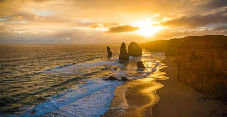Von Melbourne: Great Ocean Road Sunset Tour