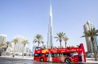 Dubai: Hop-On/Hop-Off-Bustour für 24, 48 oder 72 Stunden