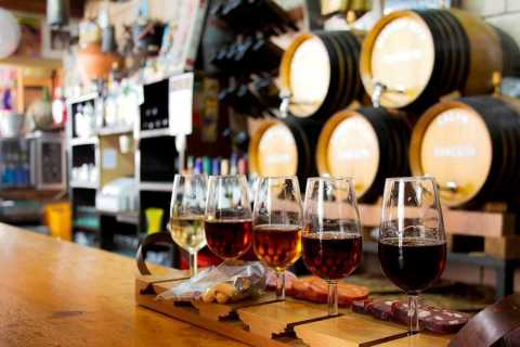 Jerez: 1.5-Hour Sherry Winery and Tasting Tour