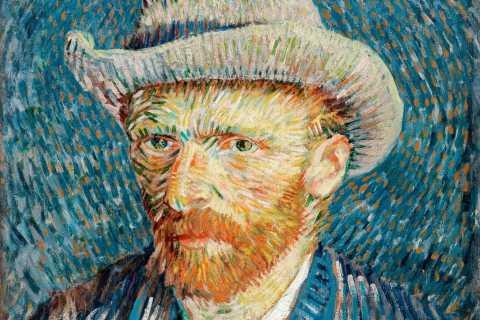 Amsterdã: Ingresso Museu Van Gogh