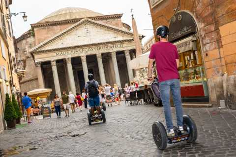 From the Pantheon to the Colosseum: Rome Segway Tour