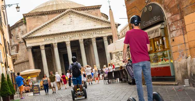 Do Panteão ao Coliseu: Roma Segway Tour