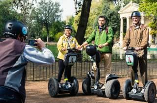 Segway-Tour Engelsburg bis Villa Borghese-Park