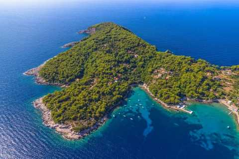 Elaphite Islands Day Trip with Lunch from Dubrovnik
