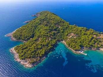 Ab Dubrovnik: Elaphiten-Inseltour mit Mittagessen