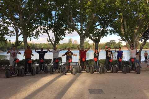 Madrid: tour privado en Segway de 2h por la Casa de Campo