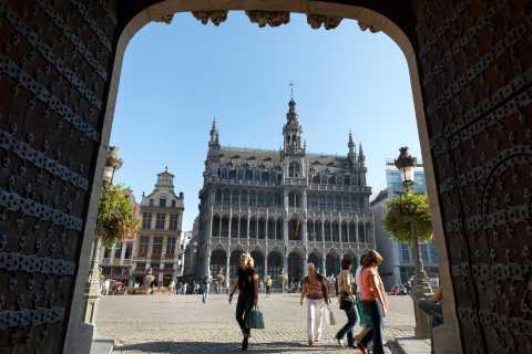Brüssel: Tages-Sightseeing-Tour im Herzen Europas