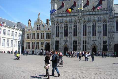 Ab Brüssel: Private Tagestour nach Brügge