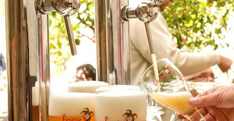 Bruges: 3-Hour Beer and Chocolate Tasting Private Tour