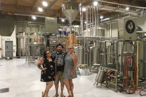 Vancouver: 3.5-Hour Craft Brewery Tour