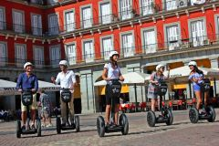 Madrid: passeio de segway de 2 horas pelo centro histórico