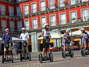 Madrid: 2-stündige Segwaytour im historischen Zentrum