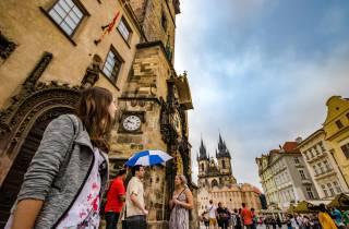 Prag: 3-stündiger Rundgang Altstadt und Prager Burg