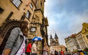 Prague: 3-Hour Walking Tour of Old Town & Prague Castle