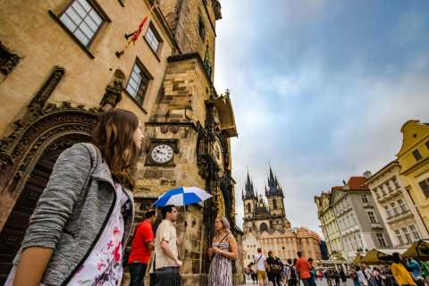 Prague: 3-Hour Walking Tour of Old Town & Prague Castle