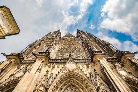 Pragborgen: 2,5 timmars rundtur med inträdesbiljett