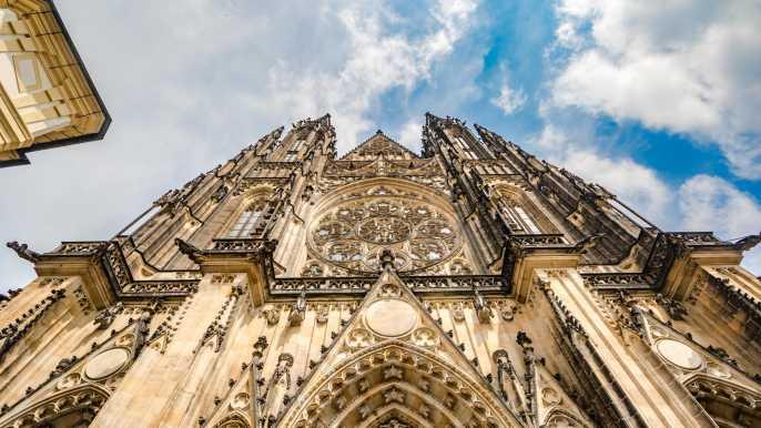 Tour de 2,5h por el Castillo de Praga, incluye entrada