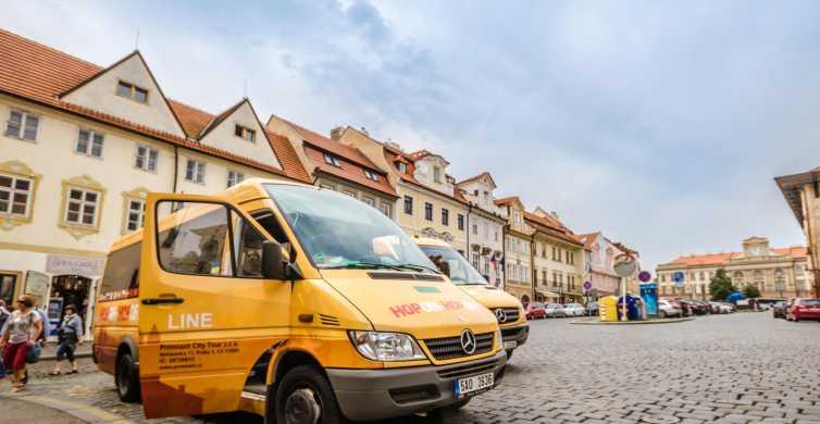 Prague: billet pour bus à arrêts multiples de 24 ou 48h