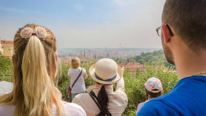 Best of Prague: Tour by Bus, Walking Tour, & River Cruise