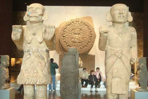 Mexico City: Anthropology Museum Guided Visit