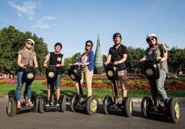 What to do in Budapest - Budapest: Segway Sightseeing Tour