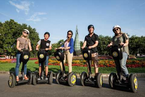 Budapest: Sightseeing med Segway