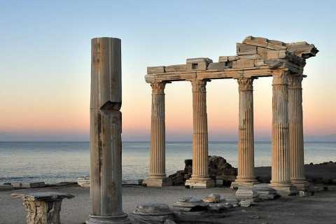 Aspendos, Perge and Side Day Tour from Antalya
