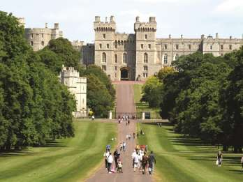 Ab London: Halbtagstour nach Windsor