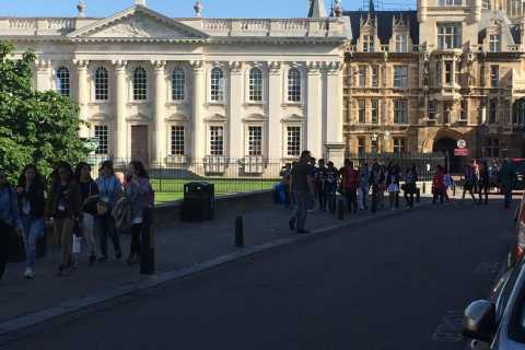 Guided Walking Tour of Historic Cambridge