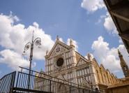 Florenz: Einlass und Führung in der Santa Croce