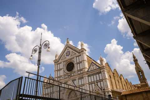 Florence: Entrance and Guided Tour of Santa Croce