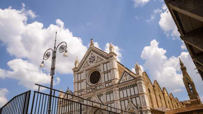 Florencia: Visita guiada a la Basílica de la Santa Cruz