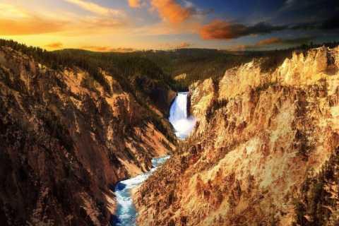 Jackson: Yellowstone Old Faithful, Lower Loop & Wildlife