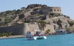 Day Tour of Spinalonga, Agios Nikolaos, Elounda & Plaka