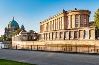 Ohne Anstehen: Eintritt Alte Nationalgalerie Berlin