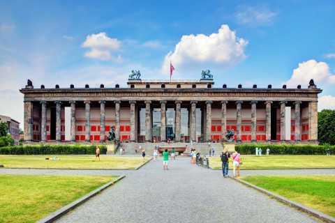 Berlin: Altes Museum Skip-the-Line Entrance Ticket