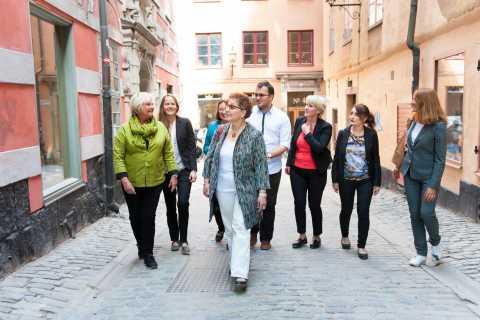 Stockholm: Privater Rundgang durch die historische Altstadt