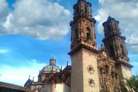 From Mexico City: Taxco, Cuernavaca & Puebla in 2 Days