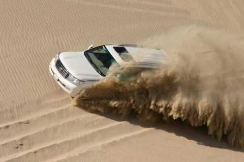 Doha: Half-Day Private Desert Safari and Inland Sea Tour