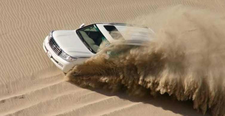 Doha: Half-Day Private Desert Safari and Inland Sea Tour