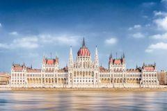 Excursão Guiada Parlamento de Budapeste 45 Minutos