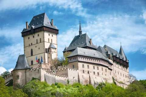 Half-Day Trip to Karlštejn Castle from Prague