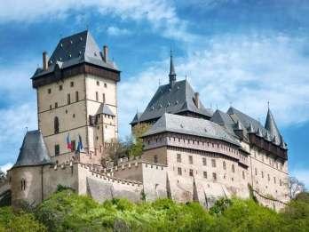 Ab Prag: Halbtägiger Ausflug zur Burg Karlštejn
