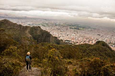 Bogota: East Hills Mountain Hike
