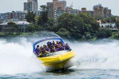 Sydney Harbour: 45 minutos extrema passeio descarga de adrenalina