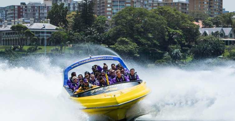 Puerto de Sydney: 45 Minuto extrema adrenalina Ride