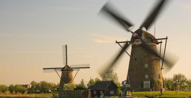 Small Group Tour to UNESCO Kinderdijk & The Hague