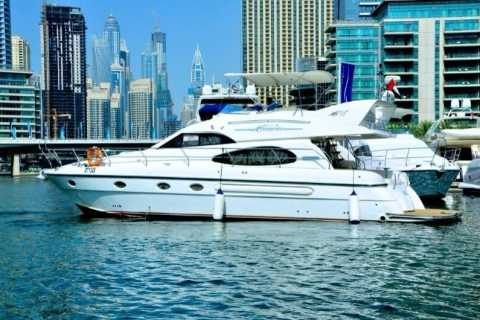 Dubaï: croisière en yacht de luxe