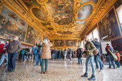 Veneza: Ingresso Prioritário Palácio Ducal