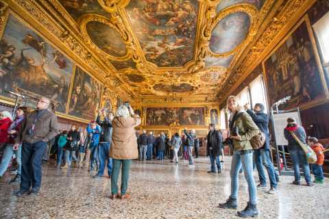 Venice: Doge's Palace Priority Admission Ticket